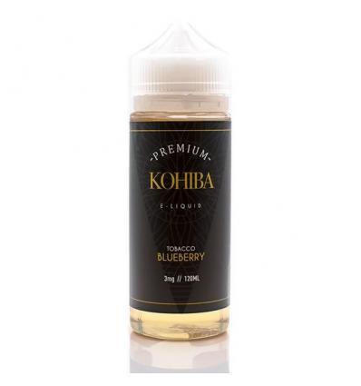 Kohiba Blueberry Tobacco - 120ml