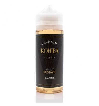 Kohiba Kustard Tobacco - 120ml