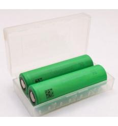 Pack 2 Accus Sony VTC5 2600mAh + boîte
