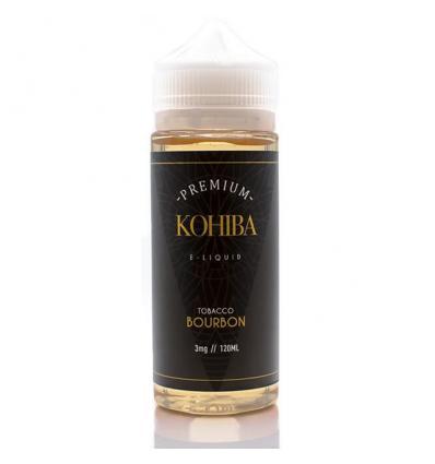 Kohiba Bourbon Tobacco - 120ml