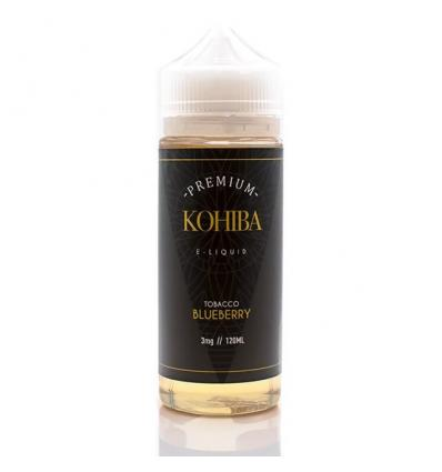 Kohiba Blueberry Tobacco - 120ml