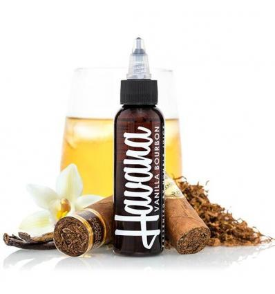 Vanilla Bourbon Tobacco Plus - 100ml