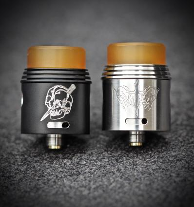 Dripper Rapture RDA Armageddon MFG