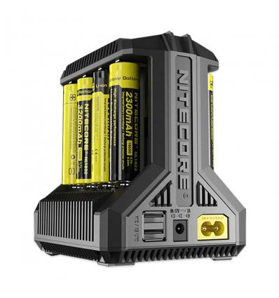Chargeur Nitecore Intellicharger I8