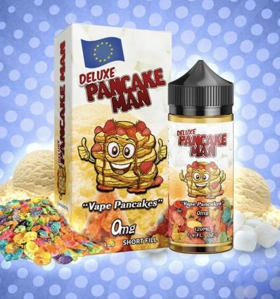 Pancake Man Deluxe - 100ml