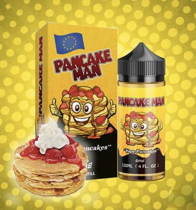 Pancake Man - 100ml
