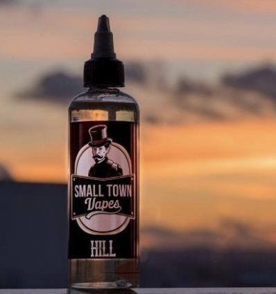 Hill Small Town Vapes - 100ml