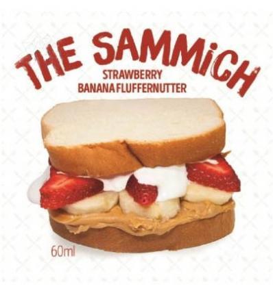 The Sammich - 50ml
