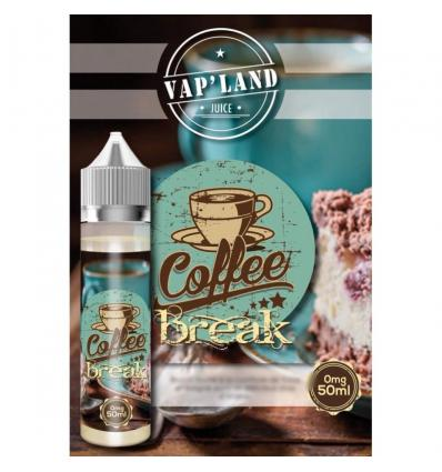 Vapland Coffee Break - 50ml