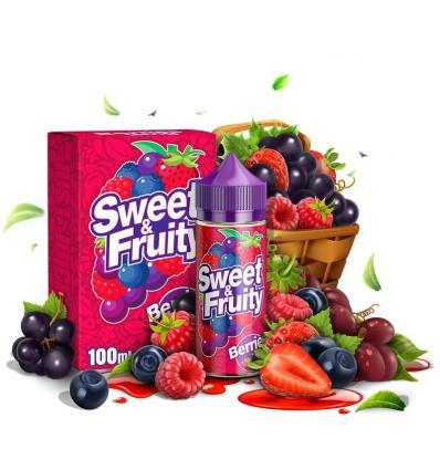 Sweet & Fruity Berries - 80ml