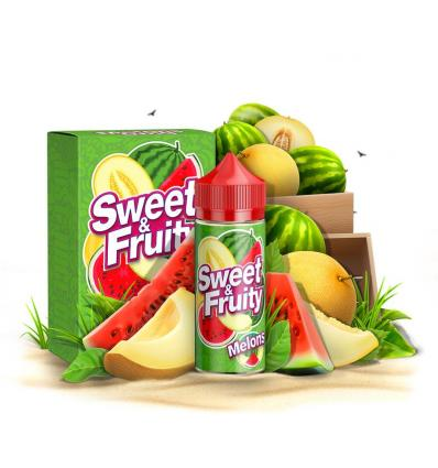 Sweet & Fruity Melons - 80ml