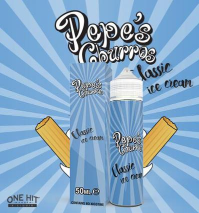Pepe's Churros Classic Ice Cream - 50ml