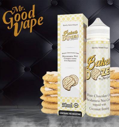 Mr Good Vape Baker's Dozen - 50ml