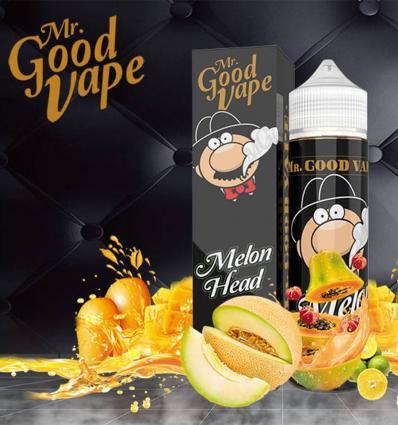 Mr Good Vape Melon Head - 50ml