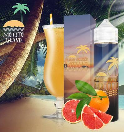 Mojito Island Blood Orange - 50ml