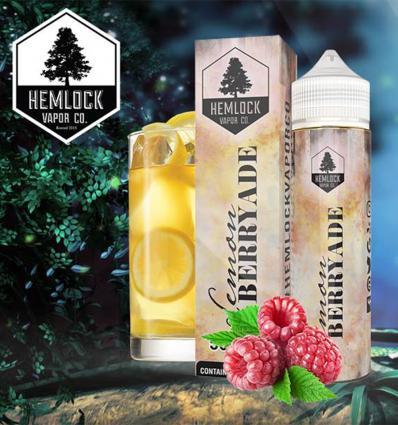 Hemlock Vapor Lemon Berryade - 50ml