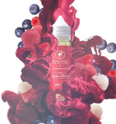 Kilo International Lychee Berry - 50ml