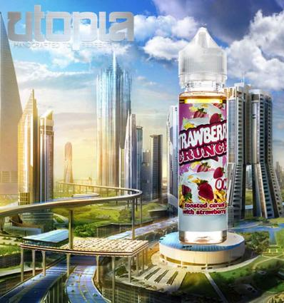 Strawberry Crunch Utopia Signature - 50ml