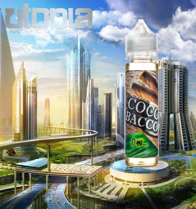 Coco Bacco Utopia Signature - 50ml