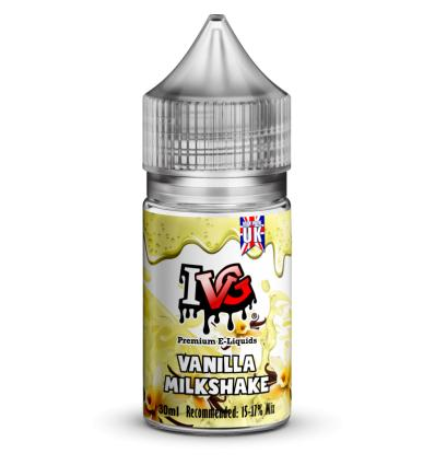 Concentré IVG Vanilla Milkshake - 30ml