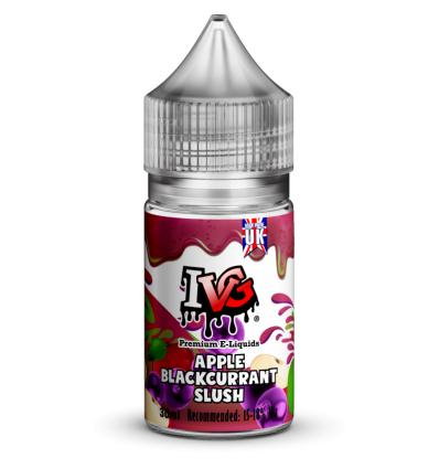 Concentré IVG Apple Blackcurrant Slush - 30ml