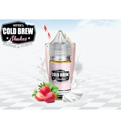 Concentré Nitro Brew Strawberi & Cream - 30ml