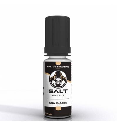 USA Classic Salt E-Vapor - 10ml