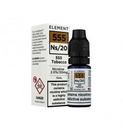 555 Tobacco Element - 10ml