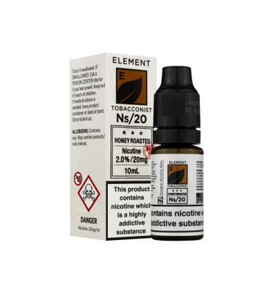 Honey Roasted Tobacco Element - 10ml