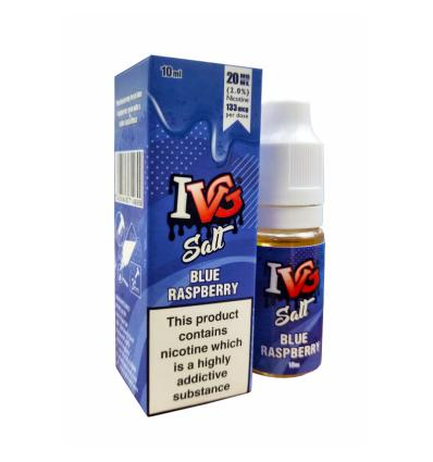 Blue Raspberry IVG Salt - 10ml