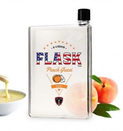 Flask USA - Peach Guzzi - 420ml