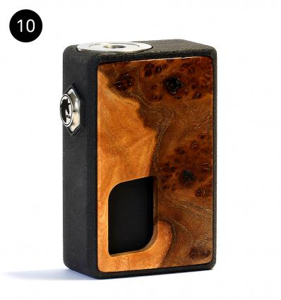 Unicorn BF Box Mod - Stab Wood Edition