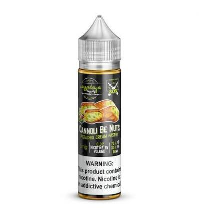 Cannoli Be Nuts - 50ml