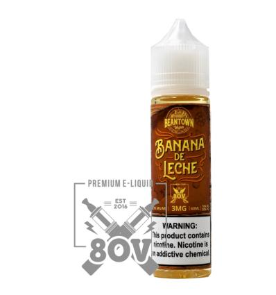 Banana de Leche 80V - 50ml