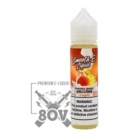 Pineapple Mango Smooth-E 80V - 50ml