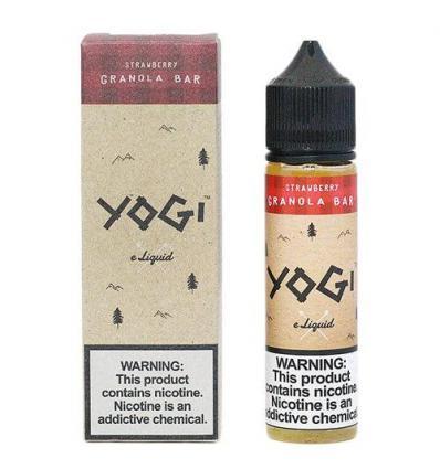 Strawberry Granola Yogi - 50ml