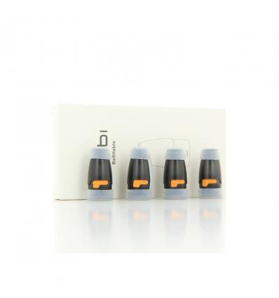 Pack de 4 pods pour Kubi Hotcig