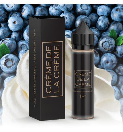 Blueberry Crème Brulée Crème de la Crème - 50ml