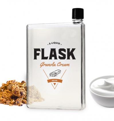 Flask - Granola Cream - 420ml