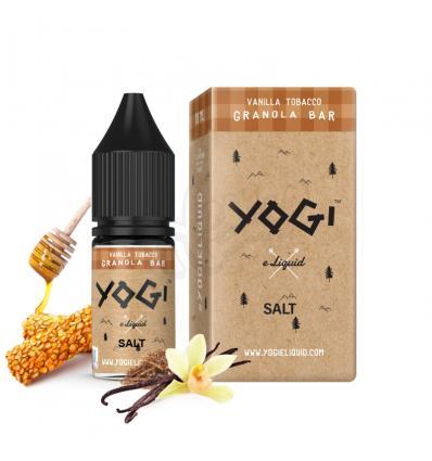 Vanilla Tobacco Salt Yogi - 10ml