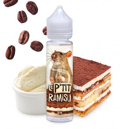 Le P'tit Ramisu - 50ml