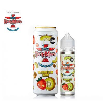 Strawberry Kiwi Drip More - 50ml