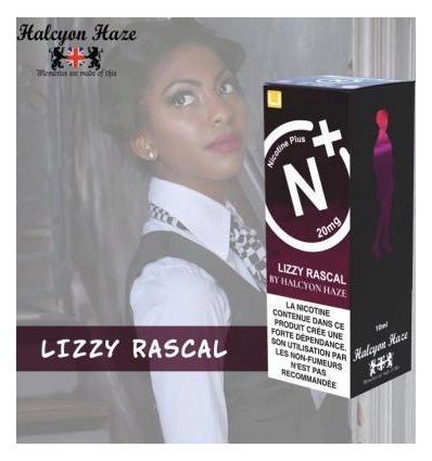Lizzy Rascal T-Juice Nicotine Plus - 10ml