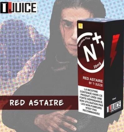 Red Astaire T-Juice Nicotine Plus - 10ml