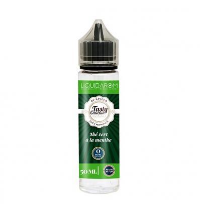 Thé vert à la Menthe Tasty Liquid'Arôm - 50ml