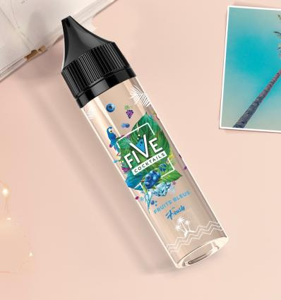 Fruits Bleus Five Cocktails Vape Flam - 50ml