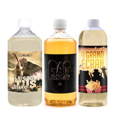 Le Gros Pack 3 - 3 Litres