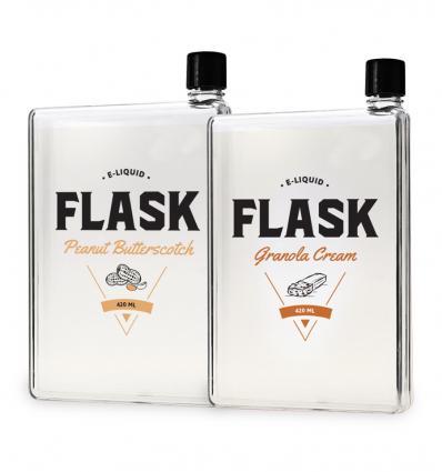 Flask Pack Peanut + Granola