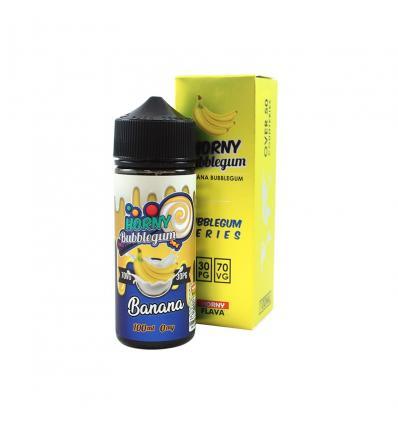 Banana Bubblegum Horny Flava - 100ml
