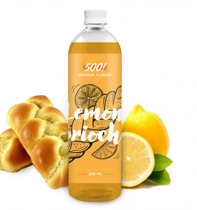 500! - Lemon Brioche - 500ml